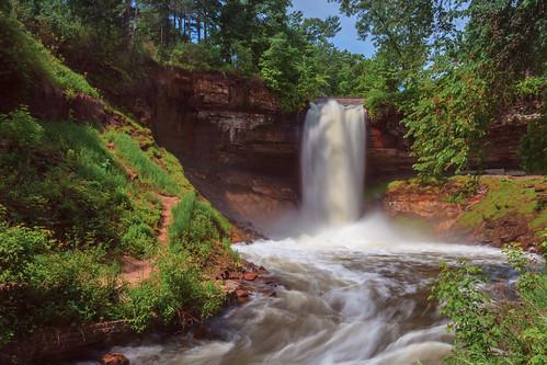 nature minnesota canon landscape waterfall mk2 5d 1740mm minnehaha f4l 1740mmf4l canon5dmk2