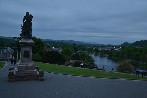 351 - Inverness by night
