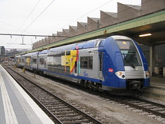 SNCF Class Z 24500 TER2N NG EMU set no. 302, Luxembourg