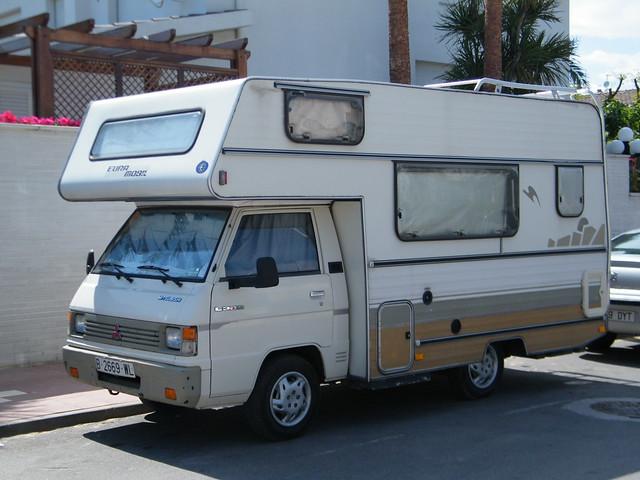 Mitsubishi L300 Camper Van
