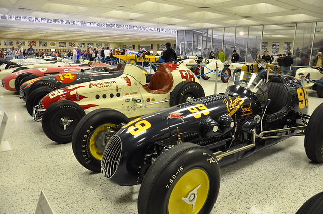 Indianapolis Motor Speedway Museum Flickr Photo Sharing