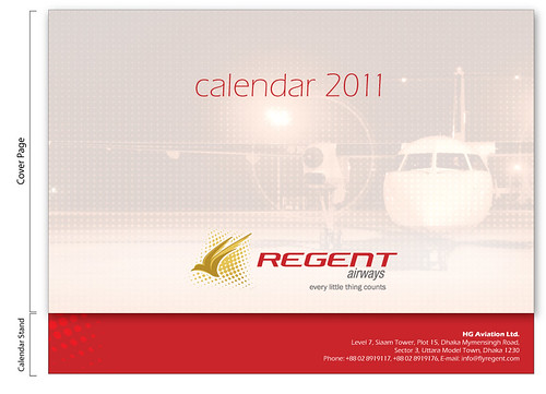 Regent Calender 00
