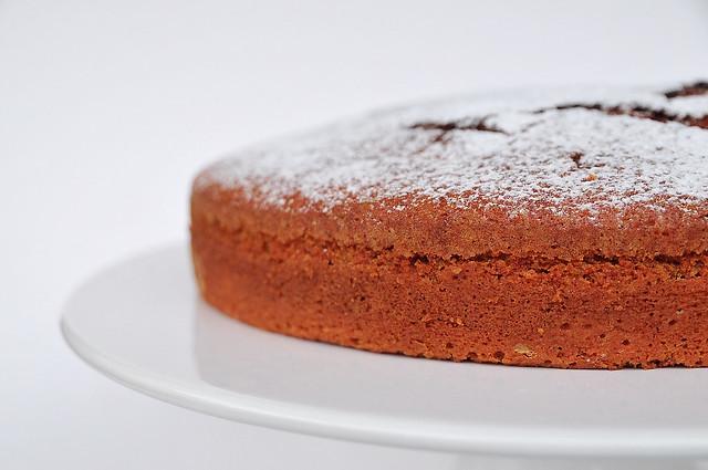 o meu bolo de beterraba