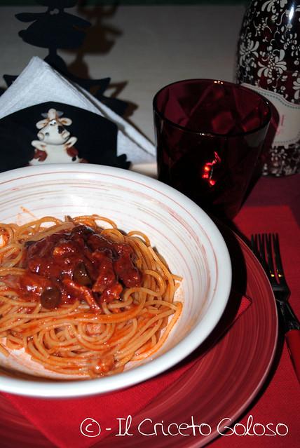 Spaghetti alle olive 2