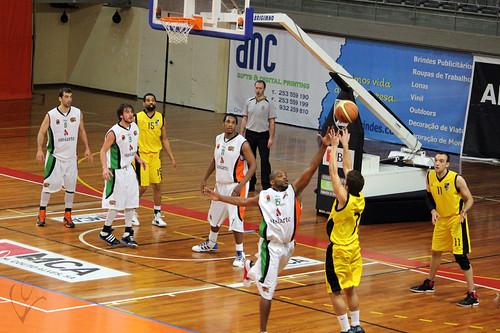 Basquetebol: Vitória SC 95-72 Terceira Basket