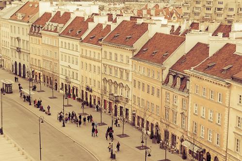 Krakowskie Przedmieście, Warsaw
