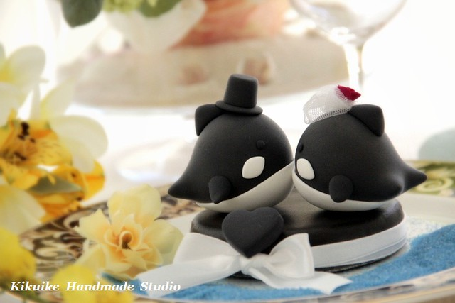 Wedding Cake Topper Love Orca Whale Flickr Photo Sharing