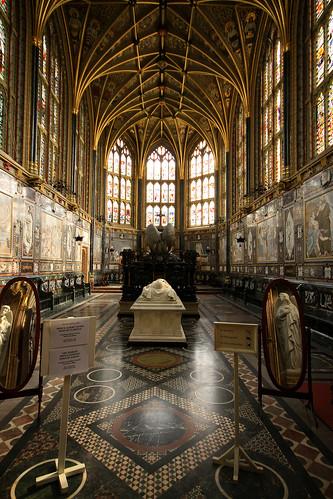 Albert Memorial Chapel, Windsor Castle
