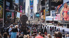 Times Square Time Lapse 1080 HD