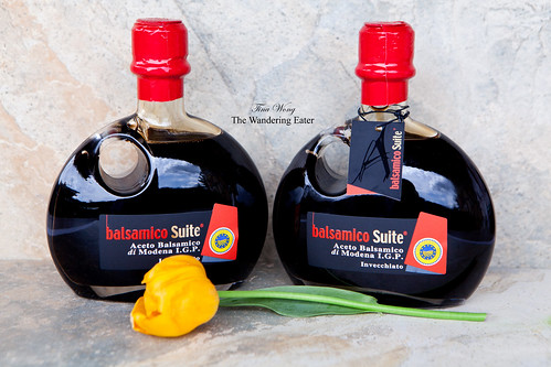Balsamico Suite Balsamic Vinegar