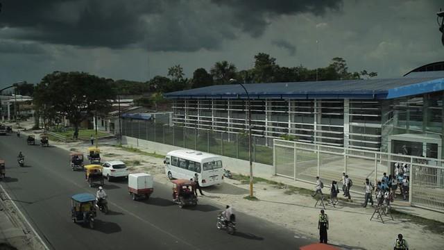 """""""Cementerio general"""" - Colegio Nacional de Iquitos"""