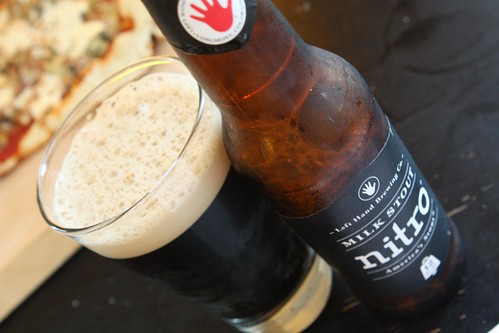 Left Hand Brewing Co. Milk Stout Nitro
