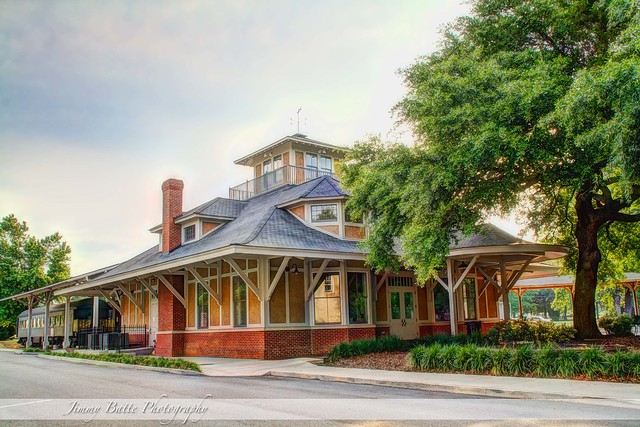 Aiken Train Depot & Welcome Center