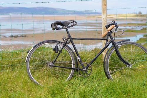 Vintage Mystery Bike