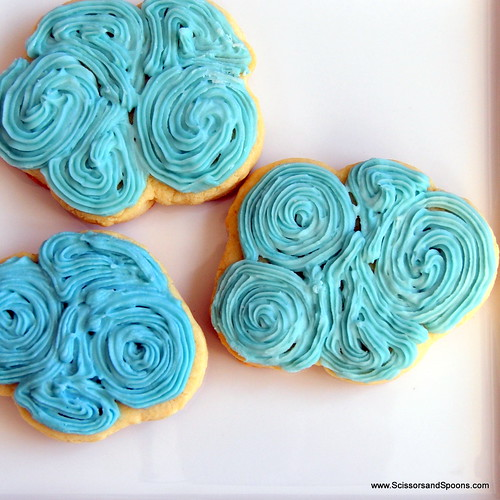 Cloud Sugar Cookies