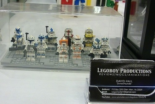 Clone Troopers by Legoboy Productions