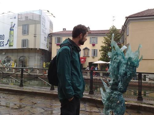 Hans De Wolf a Milano by durishti