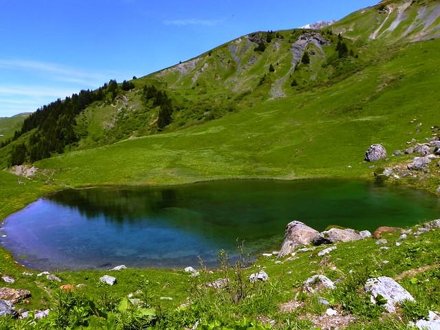 Lac des fées