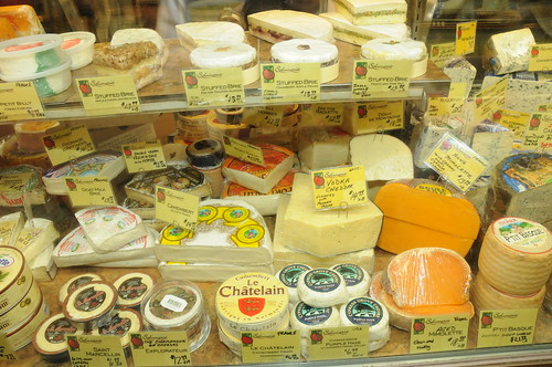 Cheese and other dairy products