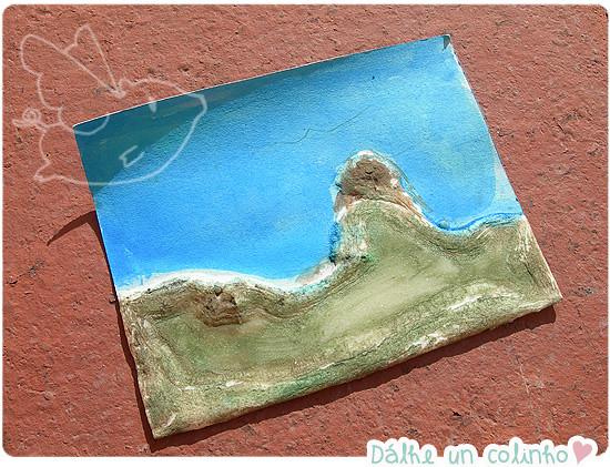A PAISAXE - pintura de micro-ondas 9