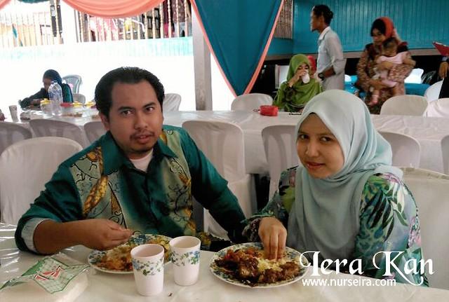 Majlis Perkahwinan Blogger - Nadia Johari