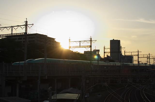 Tokyo Train Story 東北新幹線 2014年5月18日