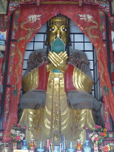 Jiangxi-Longhu Shan-2 Shangqing-temples taoistes (14)