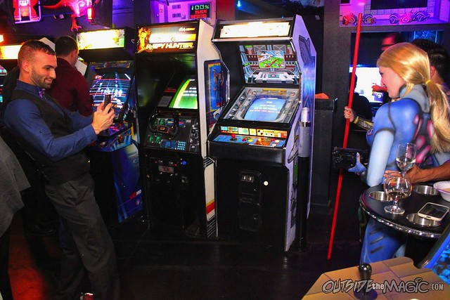 Player 1 Video Game Bar in Orlando