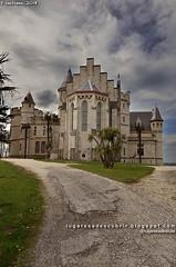 Château d'Abbadia (Hendaye, Francia)