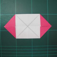การพับกระดาษแบบโมดูล่าเป็นดาวสปาราซิส (Modular Origami Sparaxis Star) 003