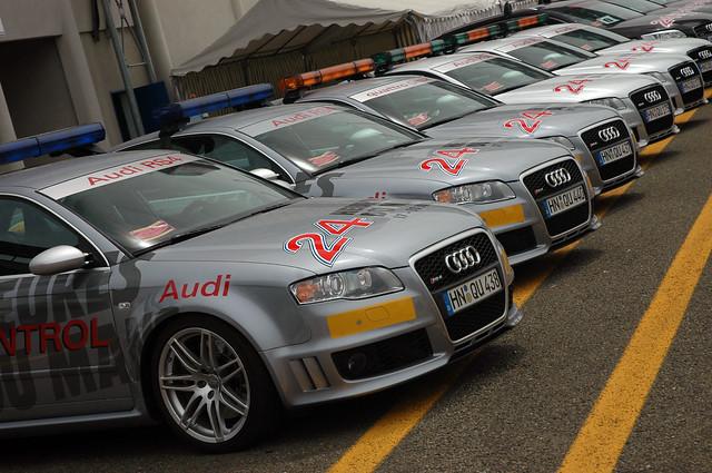 Audi RS 4 B7 Race Control