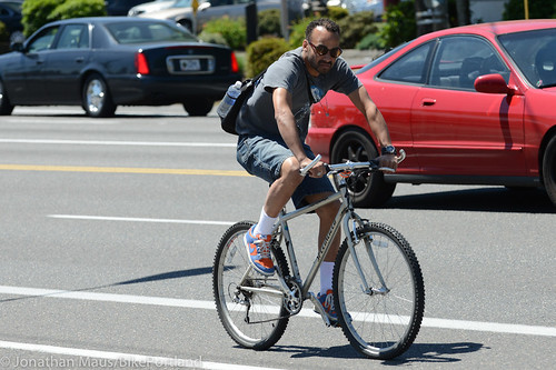 People on Bikes - East Portland-11