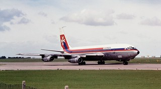 AP-AMJ B720 Air Malta EMA 05-09-1977