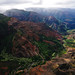 Waimea Canyon and Cloud Layer