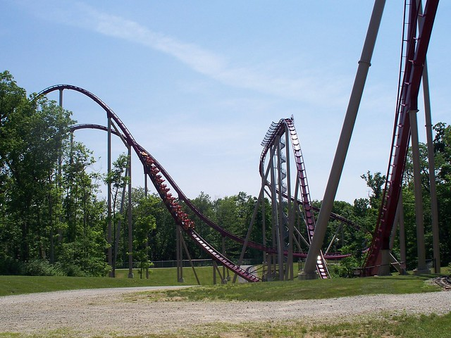 Kings Island - Diamondback