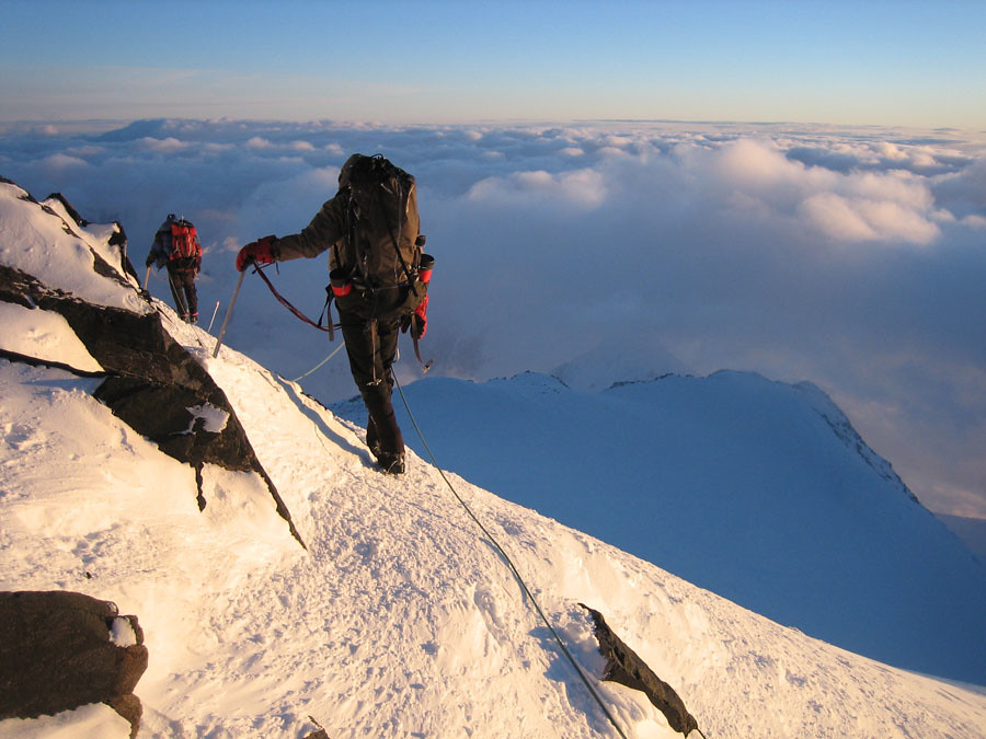 Guided Summit Climb Expedition to Mount McKinley - Denali ...