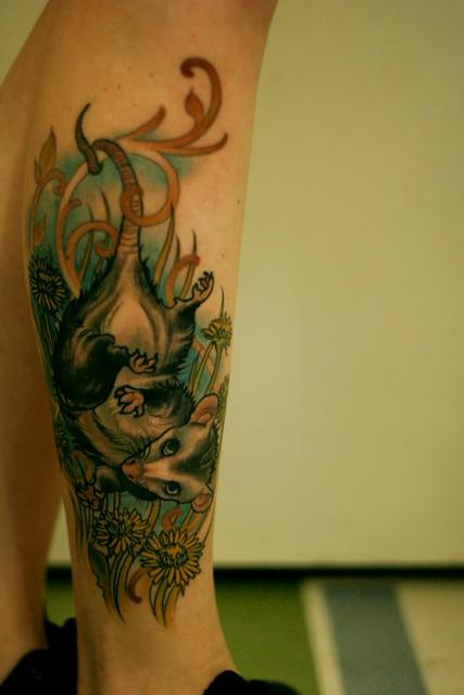 Possum Tattoo