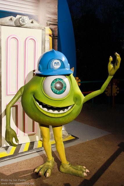 Monsters inc characters mike wazowski