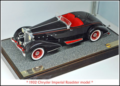 1932 Chrysler Imperial model