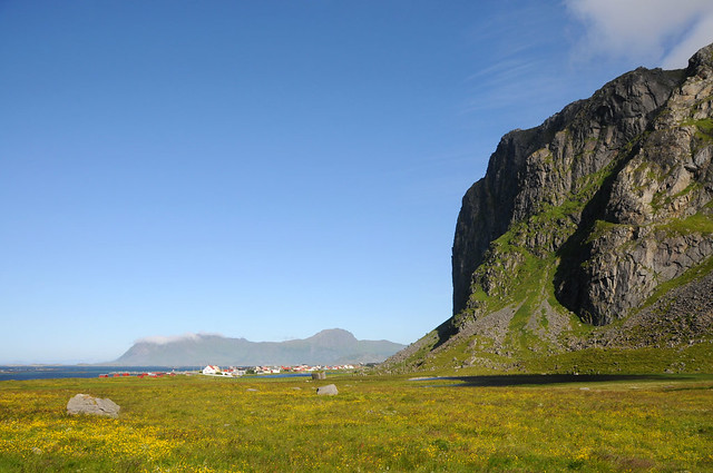 Eggum village, Lofoten / Norway