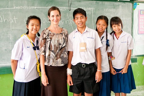 Volunteer Thailand English Education