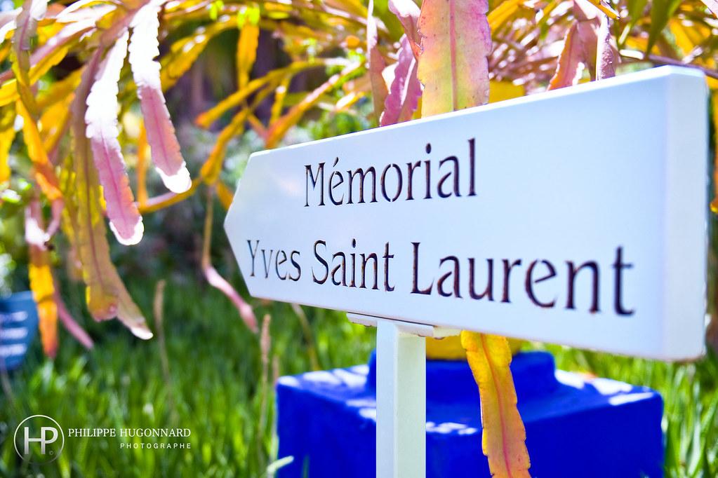 01 Le Jardin Majorelle De Marrakech Au Maroc Memorial Ys Flickr