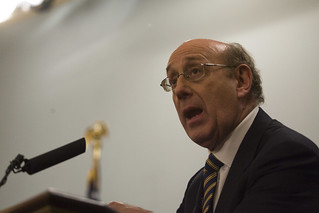 Kenneth Feinberg at the Miller Center Forum