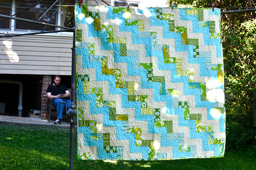Nicey Girls Quilt