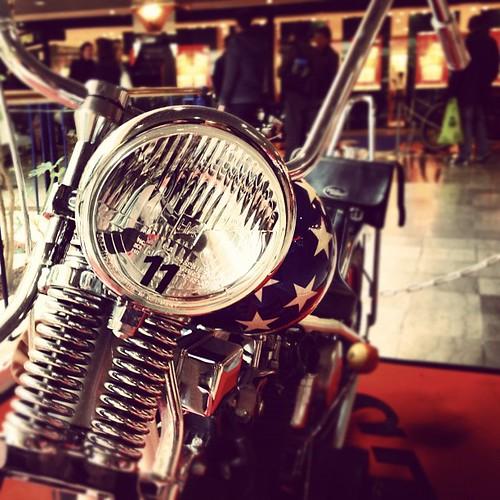 Harley Davidson - St. Jacques