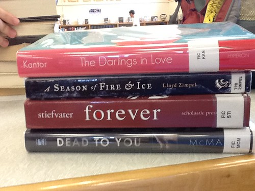 Spine Poetry 3