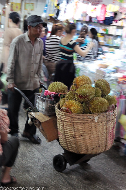 Fast-Paced Durian