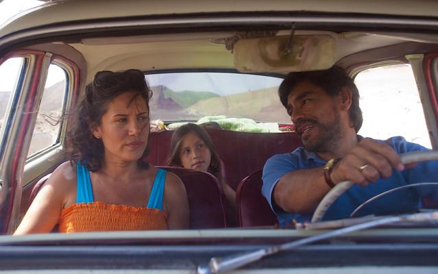 """""""Viaje a Tombuctu"""" - en el auto"""