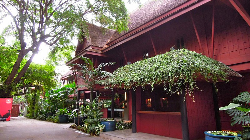 Jim Thompson's House Soi Kasemsan 2, Rama 1 Road, Pathumwan, Bangkok Museum, Bangkok