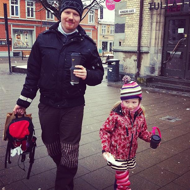 Morten & Emilie på nordre